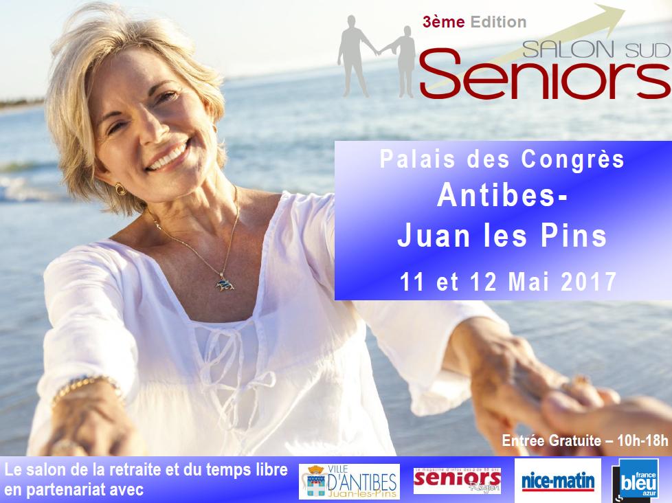 Antibes for Salon des seniors 2017