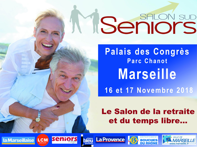 Marseille for Salon des seniors 2017